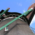 #901 Oil Mill De Zoeker (The Seeker) - Zaanse Schans (Holland)