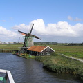#914 Oil Mill De Zoeker (The Seeker) - Zaanse Schans (Holland)