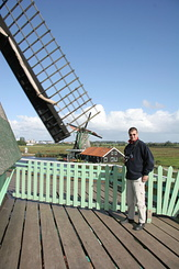#915 Matthijs and Oil Mill De Zoeker - Zaanse Schans (Holland)