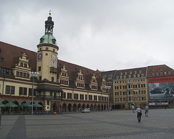 #997 Altes Rathaus (Old City Hall) - Leipzig (Germany)