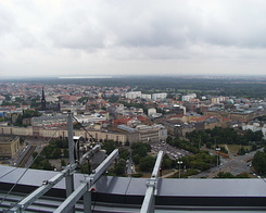 #1000 View from City-Hochhaus (UNI) - Leipzig (Germany)