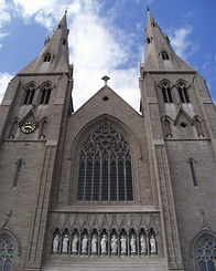 #1014 St. Patrick's Cathedral (RC) - Armagh (Northern Ireland)