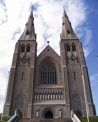 #1016 St. Patrick's Cathedral (RC) - Armagh (Northern Ireland)