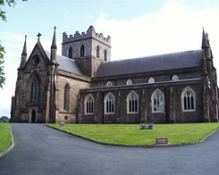 #1017 St. Patrick's Cathedral (CoI) - Armagh (Northern Ireland)