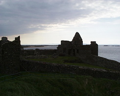 #1030 Remains of Dunluce Castle - Portrush (Northern Ireland)