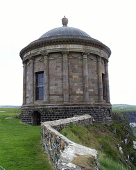 #1032 Mussenden Temple - Downhill (Northern Ireland)