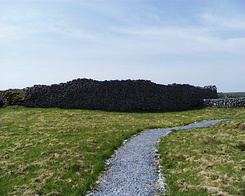 #1038 Caherconnell Stone Fort - The Burren National Park (Ireland)