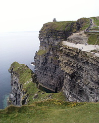 #1042 Cliffs of Moher - Lislorkan North (Ireland)