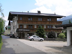 #1067 Pension Obermoser - St. Johann in Tirol (Austria)