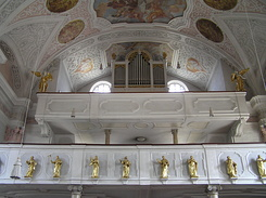 #1069 Roman Catholic Deanery Church - St. Johann in Tirol (Austria)