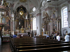 #1070 Roman Catholic Deanery Church - St. Johann in Tirol (Austria)