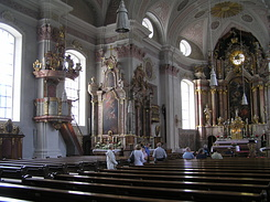 #1071 Roman Catholic Deanery Church - St. Johann in Tirol (Austria)