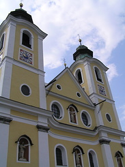 #1072 Roman Catholic Deanery Church - St. Johann in Tirol (Austria)