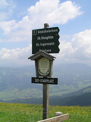 #1081 Kitzbüheler Horn Starting Point (East) - Tyrolean Alps (Austria)
