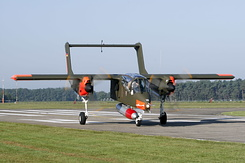 #1105 Bronco Demo Team - North American Rockwell OV-10B (G-ONAA / 99+18)