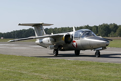 #1166 Austrian Air Force - Saab 105OE (YJ-10 / Yellow J)