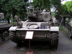 #1420 AMX-13 or AMX-D Recovery Tank (HGM) - Vienna (Austria)