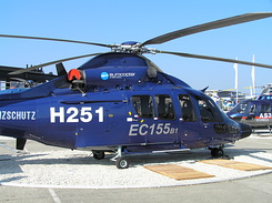 #1531 Eurocopter Group - Eurocopter EC-155 (F-WWOV / H251 / D-HLTO)