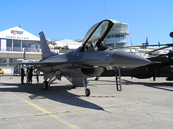 #1649 US Air Force - Lockheed Martin F-16CM (92-3918 / SP)