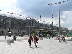 #1770 Dresden Hauptbahnhof (Main Train Station) - Dresden (Germany)