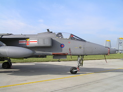 #1887 Royal Air Force - SEPECAT Jaguar GR.3A (XZ355 / FJ)