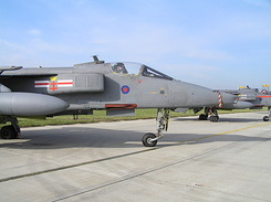 #1889 Royal Air Force - SEPECAT Jaguar GR.3A (XX723 / FF)