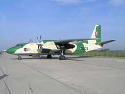 #1915 Slovak Air Force - Antonov An-26 (3208)