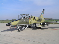#1922 Czech Air Force - Aero L-39ZA Albatros (2415)