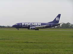 #1963 Fischer Air - Boeing 737-33A (OK-FUN)