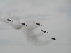 #1970 Russian Air Force (Swifts) - MiG-29 Fulcrum formation