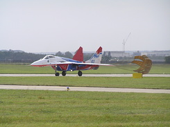 #1980 Russian Air Force (Swifts) - MiG-29 Fulcrum (03 Blue)