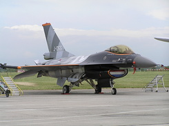 #2067 Royal Netherlands Air Force - General Dynamics F-16AM (J-055)