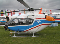 #2074 DLR (German Aerospace Center) - Eurocopter EC-135 (D-HFHS)