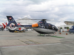 #2082 Red Bull (Flying Bulls) - Eurocopter EC-135T2 (OE-XFB)