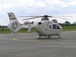 #2090 Helicopter Travel Munich - Eurocopter EC-135T2 (D-HMFR)