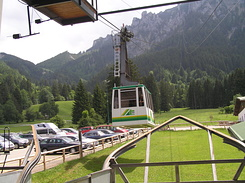 #2138 Tegelbergbahn (Tegelberg Cable Car) - Schwangau (Germany)