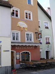 #2231 Römer-Keller (Restaurant) at the Altstadt - Füssen (Germany)