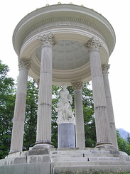 #2259 Venustempel (Temple of Venus) at Schloss Linderhof - Ettal (Germany)