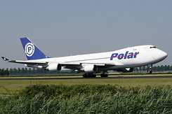 #2467 Polar Air Cargo - Boeing 747-47UF SCD (N416MC)