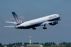 #2535 United Airlines - Boeing 767-322ER (N641UA)