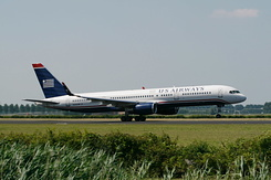 #2550 US Airways - Boeing 757-2B7 (N206UW)