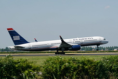 #2551 US Airways - Boeing 757-2B7 (N206UW)