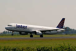 #2569 Inter Airlines - Airbus A321-231 (TC-IEG)