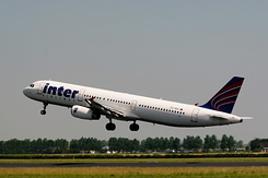 #2570 Inter Airlines - Airbus A321-231 (TC-IEG)