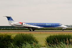 #2633 BMI Regional - Embraer ERJ-145MP (G-RJXN)
