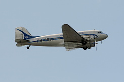 #2643 Air France (DDA Classic Airlines) - Douglas DC-3 Dakota (PH-PBA)