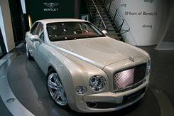 #2659 Bentley Mulsanne