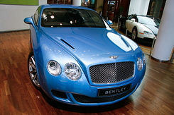 #2660 Bentley Continental GT Speed (Series 51)