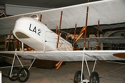 #2789 LVA - Farman HF.20 Replica (LA-2)