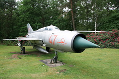 #2838 Soviet Air Forces - MiG-21PFM Fishbed (47 Red)